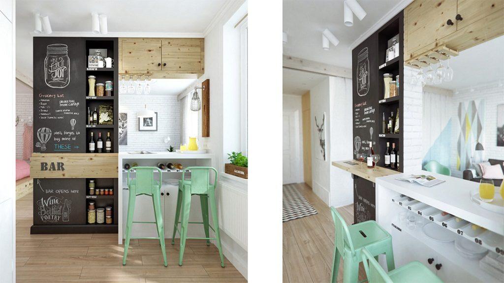 10 xu hướng thiết kế phòng bếp đẹp ấn tượng và mới nhất - 29