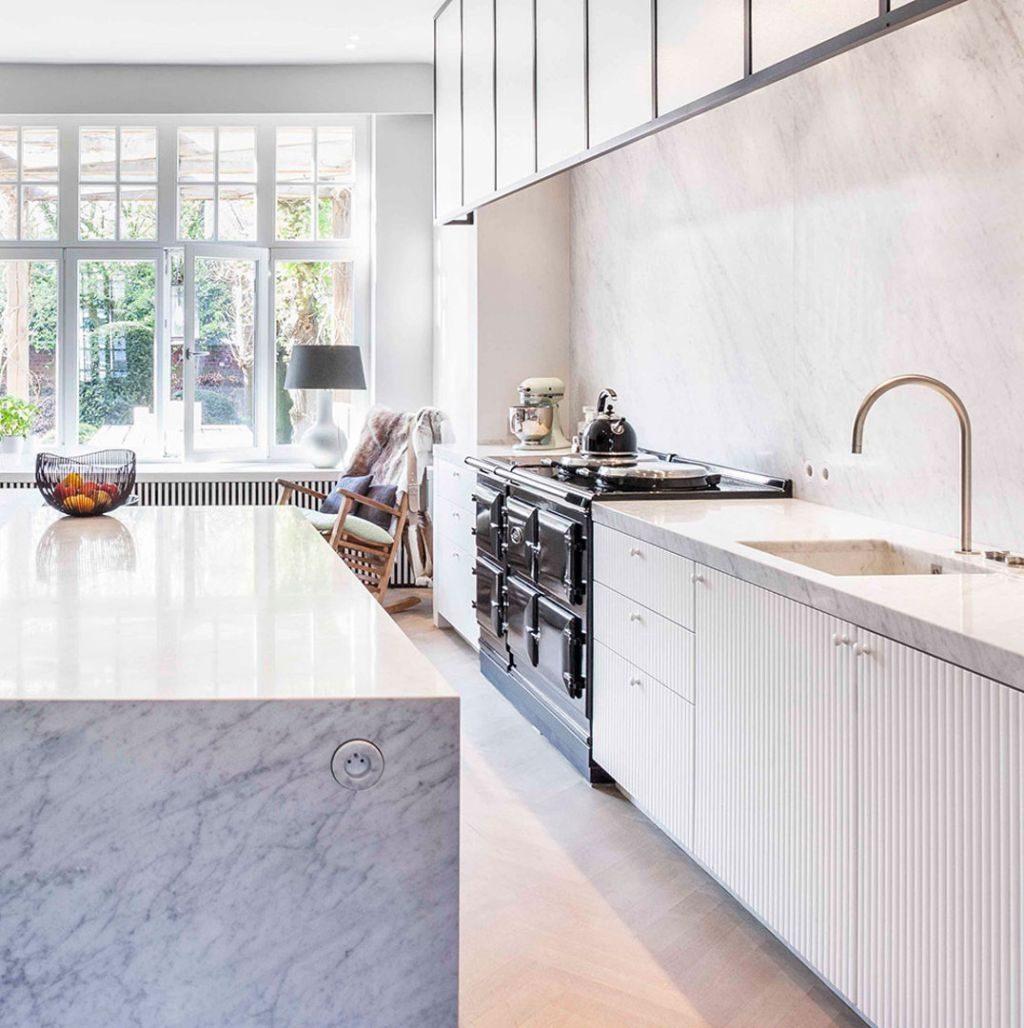 10 xu hướng thiết kế phòng bếp đẹp ấn tượng và mới nhất - 32