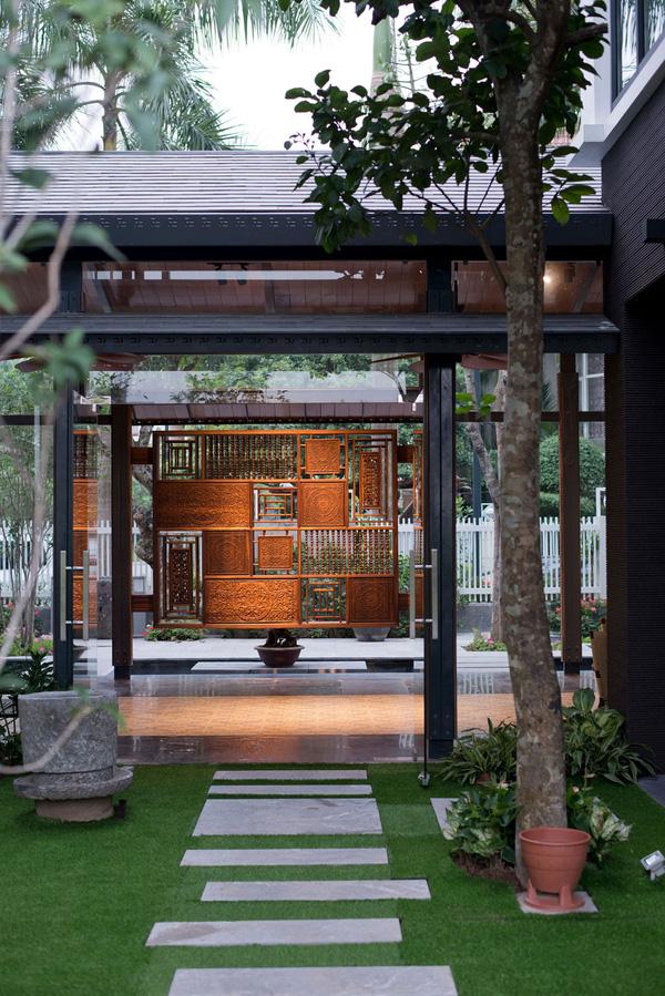 Ngắm biệt thự vườn với không gian bình yên đáng mơ ước