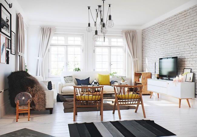 Những mẫu phòng khách đẹp gây ấn tượng ngay lần gặp đầu tiên