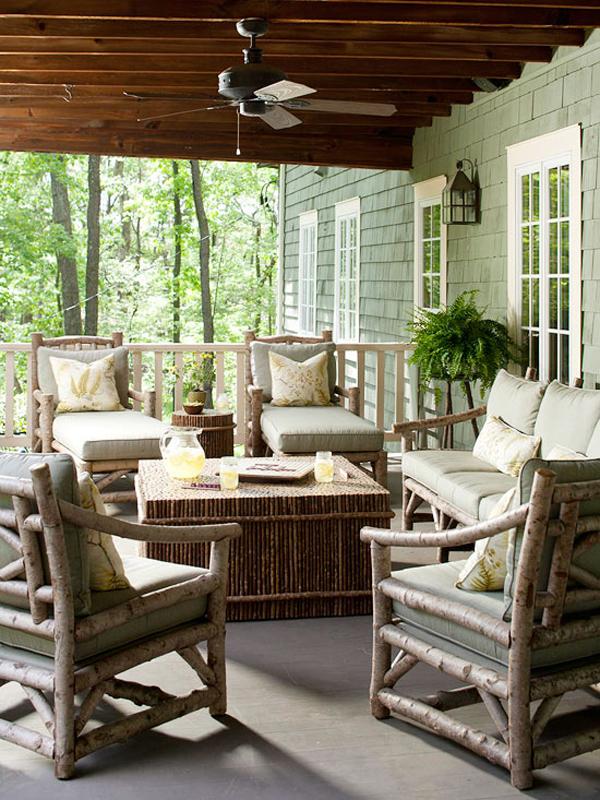 Thiết kế phòng khách ngoài trời cho cuộc sống gia đình thêm thi vị - 05