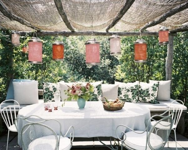 Thiết kế phòng khách ngoài trời cho cuộc sống gia đình thêm thi vị - 09