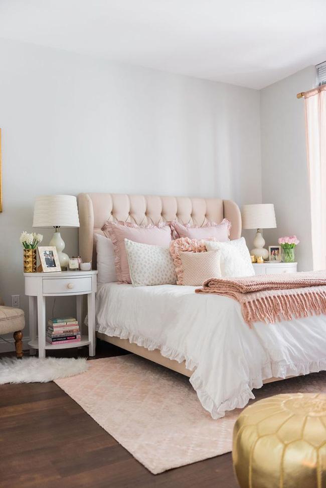 Phòng ngủ con gái xinh như thế này ai mà không thích - 02