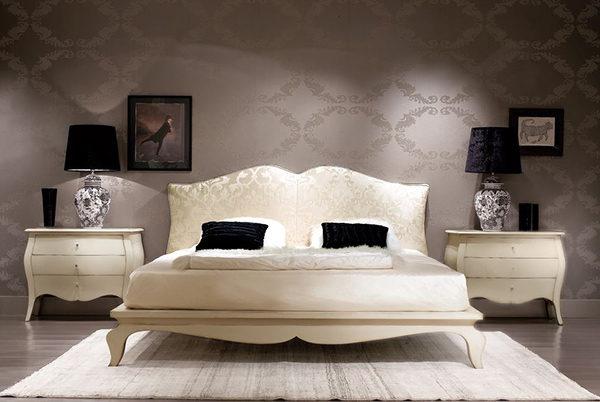 15 mẫu thiết kế phòng ngủ kiểu Pháp chuẩn tinh tế và lãng mạn - 01