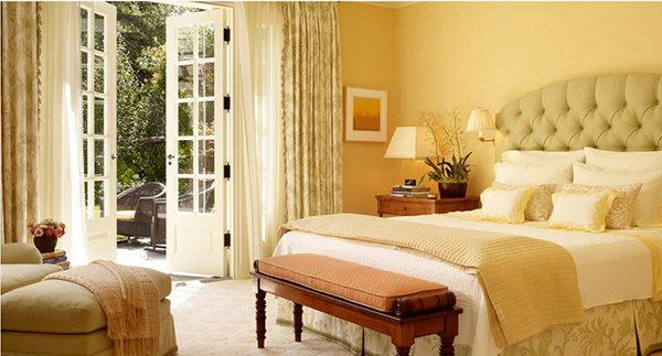 15 mẫu thiết kế phòng ngủ kiểu Pháp chuẩn tinh tế và lãng mạn - 02