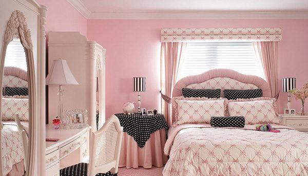 15 mẫu thiết kế phòng ngủ kiểu Pháp chuẩn tinh tế và lãng mạn - 04