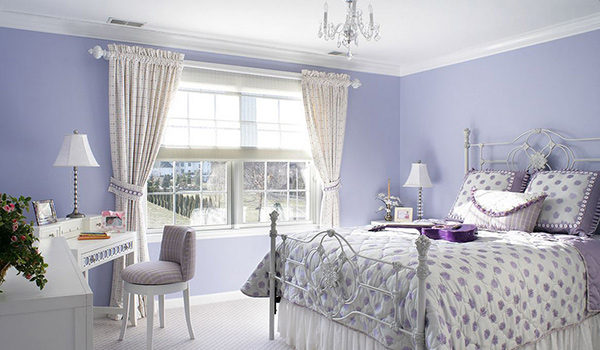 15 mẫu thiết kế phòng ngủ kiểu Pháp chuẩn tinh tế và lãng mạn - 05