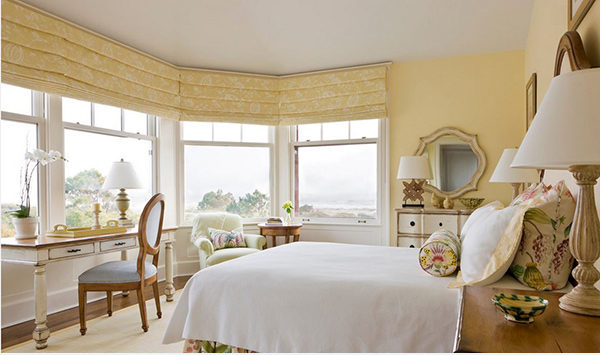 15 mẫu thiết kế phòng ngủ kiểu Pháp chuẩn tinh tế và lãng mạn - 11