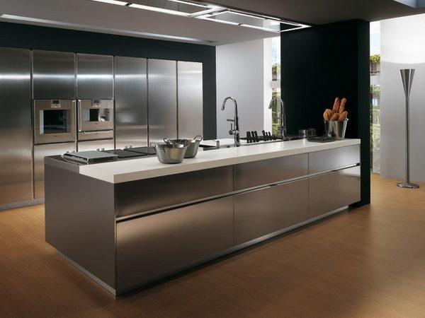 8 mẫu thiết kế tủ bếp theo phong cách hiện đại và tinh tế - 04