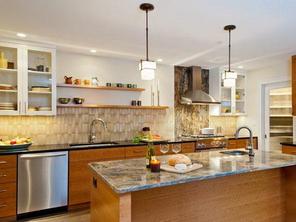 8 mẫu thiết kế tủ bếp theo phong cách hiện đại và tinh tế - 06