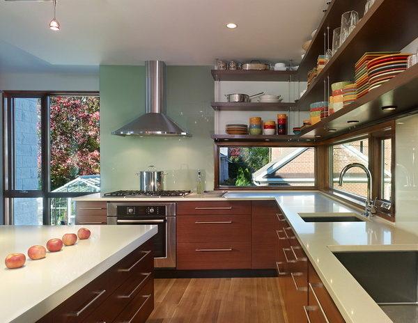 8 mẫu thiết kế tủ bếp theo phong cách hiện đại và tinh tế - 07