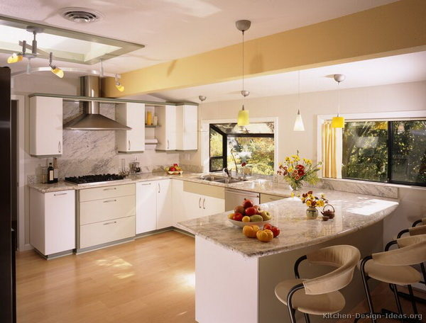 8 mẫu thiết kế tủ bếp theo phong cách hiện đại và tinh tế - 10