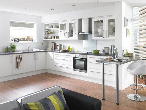 8 mẫu thiết kế tủ bếp theo phong cách hiện đại và tinh tế - 11
