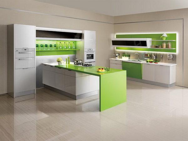 8 mẫu thiết kế tủ bếp theo phong cách hiện đại và tinh tế - 12