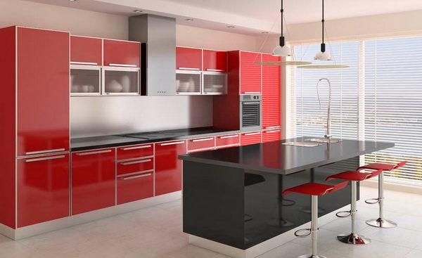 8 mẫu thiết kế tủ bếp theo phong cách hiện đại và tinh tế - 13