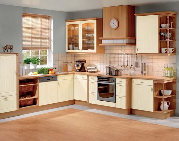 8 mẫu thiết kế tủ bếp theo phong cách hiện đại và tinh tế - 18
