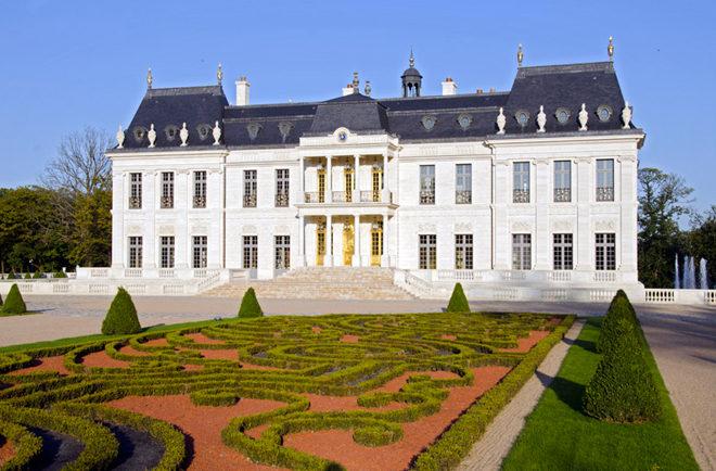 Biệt thự cổ điển châu Âu dát vàng đắt giá nhất hành tinh - 01