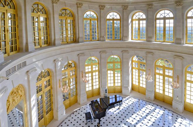 Biệt thự cổ điển châu Âu dát vàng đắt giá nhất hành tinh - 06