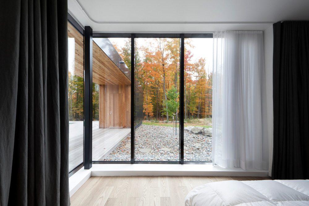 Biệt thự nghỉ dưỡng hiện đại tại Canada - Rosenberry Residence - 10