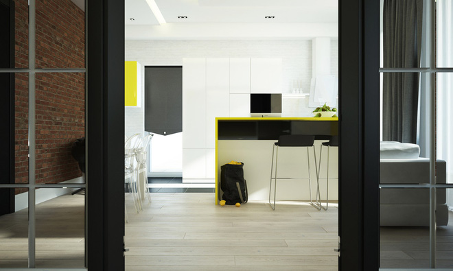 Ghen tỵ với 10 mẫu thiết kế nội thất phòng bếp hiện đại đẹp hút hồn
