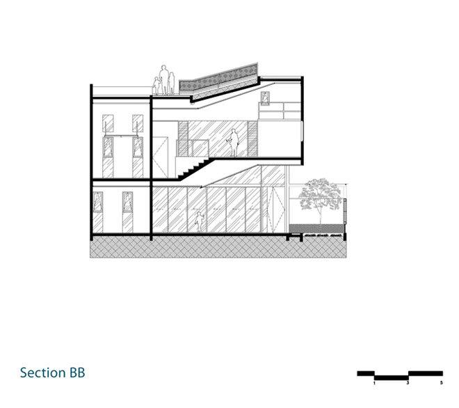 Khám phá biệt thự hiện đại với thiết kế kỳ dị đẹp không tưởng