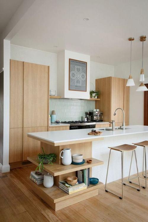 Thiết kế bếp thông minh cho biệt thự hiện đại sang trọng