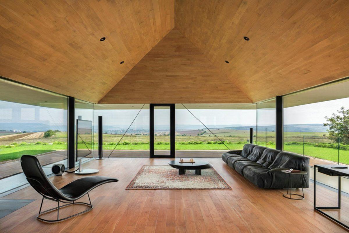Thiết kế biệt thự view 360 độ độc đáo và ấn tượng - 09