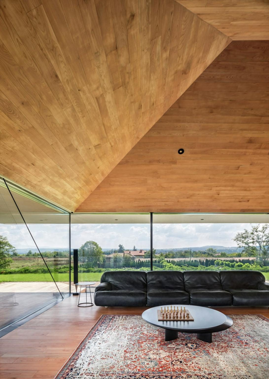 Thiết kế biệt thự view 360 độ độc đáo và ấn tượng - 10