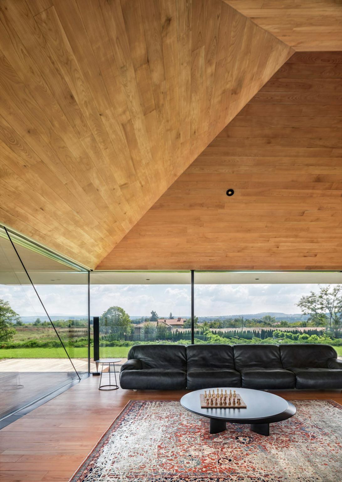 Thiết kế biệt thự view 360 độ độc đáo và ấn tượng - 11
