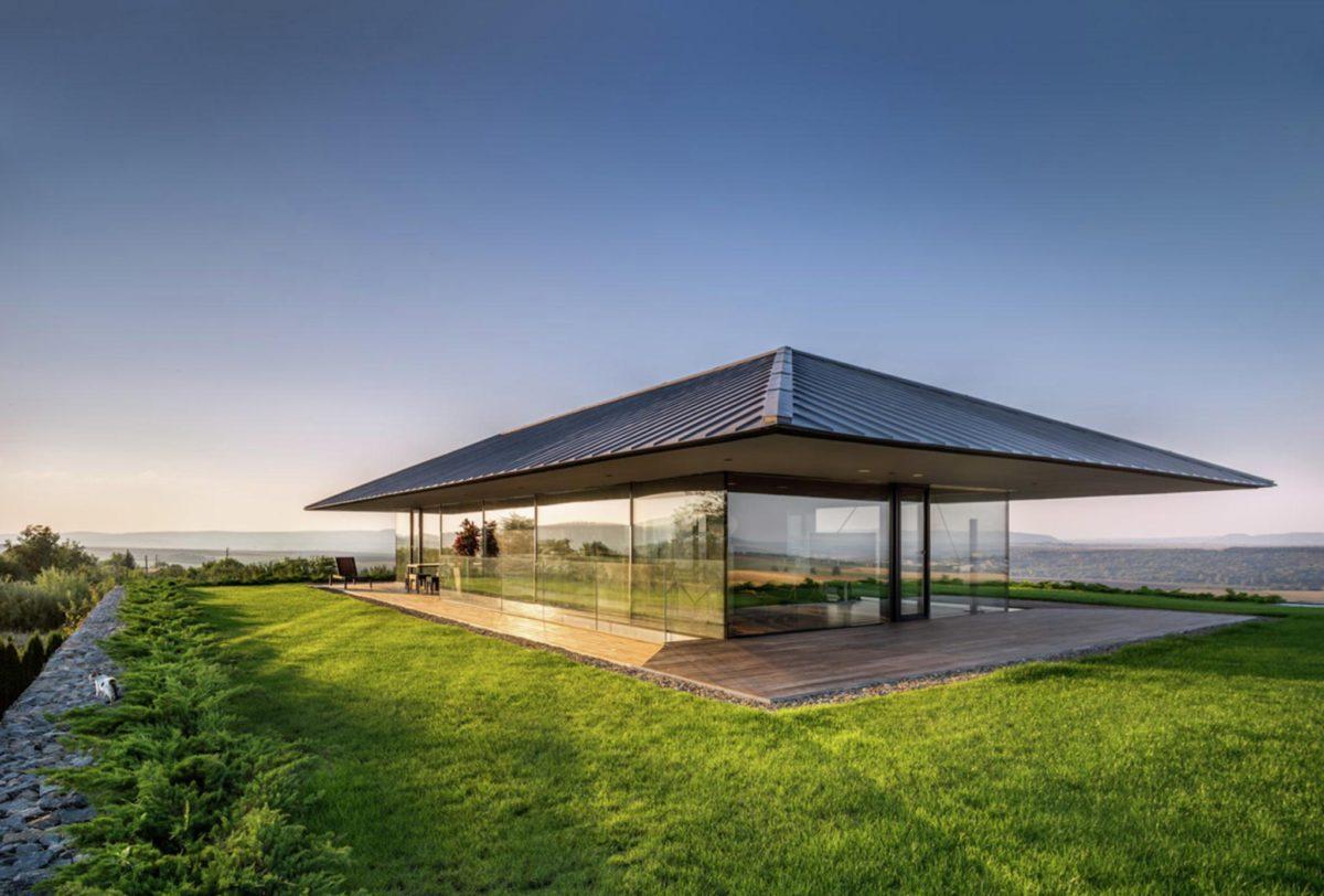 Thiết kế biệt thự view 360 độ độc đáo và ấn tượng - 16