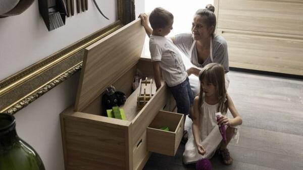Thiết kế phòng bếp nội thất gỗ tự nhiên đẳng cấp và sang trọng - 10