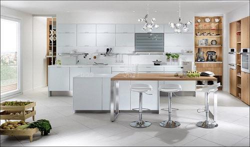 Thiết kế phòng bếp phong cách Scandinavia tinh tế và sang trọng - 06