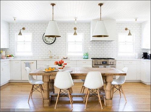 Thiết kế phòng bếp phong cách Scandinavia tinh tế và sang trọng - 10