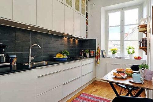 Thiết kế phòng bếp phong cách Scandinavia tinh tế và sang trọng - 11