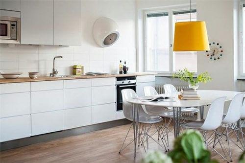 Thiết kế phòng bếp phong cách Scandinavia tinh tế và sang trọng - 12