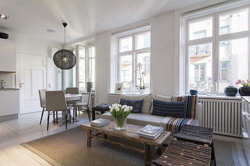 Thiết kế phòng bếp phong cách Scandinavia tinh tế và sang trọng - 15