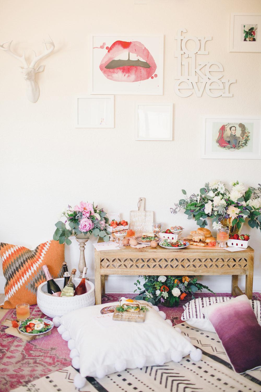 Thiết kế phòng khách phong cách Bohemian cực ấn tượng - 10