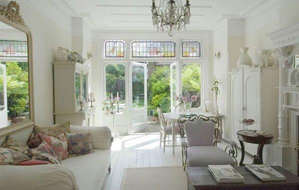 Thiết kế phòng khách phong cách vintage cho biệt thự của bạn - 01