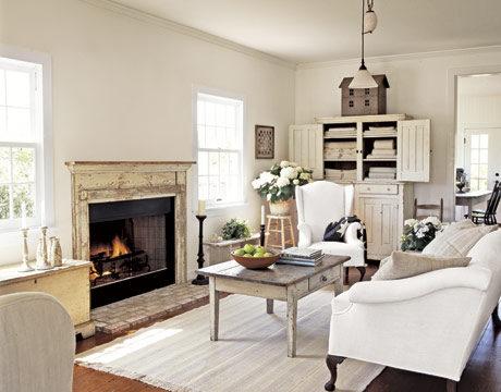 Thiết kế phòng khách phong cách vintage cho biệt thự của bạn - 02