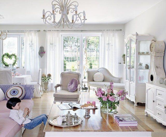 Thiết kế phòng khách phong cách vintage cho biệt thự của bạn - 03