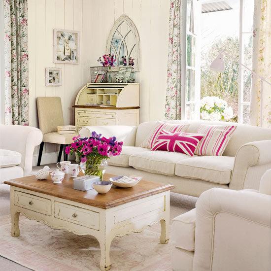 Thiết kế phòng khách phong cách vintage cho biệt thự của bạn - 05