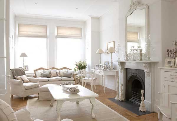 Thiết kế phòng khách phong cách vintage cho biệt thự của bạn - 08