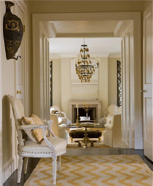 Thiết kế phòng khách phong cách vintage cho biệt thự của bạn - 15