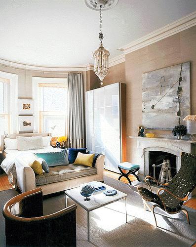 Thiết kế phòng khách phong cách vintage cho biệt thự của bạn - 17