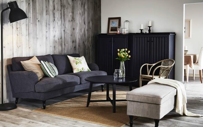 Thiết kế phòng khách nhỏ với chi phí thấp nhưng vẫn đẹp lung linh - 03