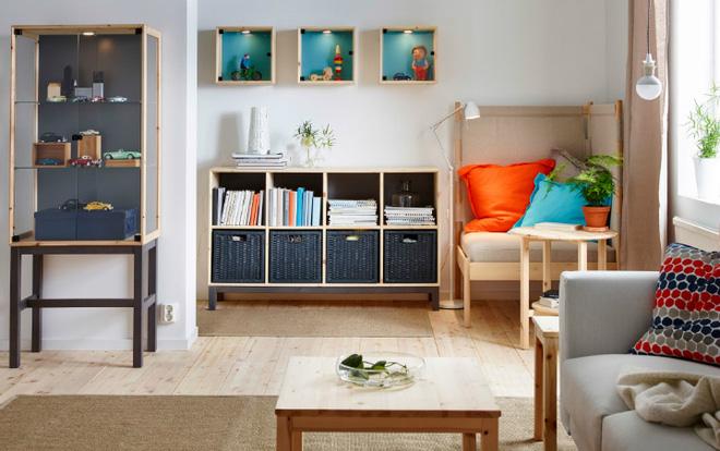 Thiết kế phòng khách nhỏ với chi phí thấp nhưng vẫn đẹp lung linh - 15