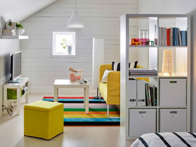 Thiết kế phòng khách nhỏ với chi phí thấp nhưng vẫn đẹp lung linh - 16