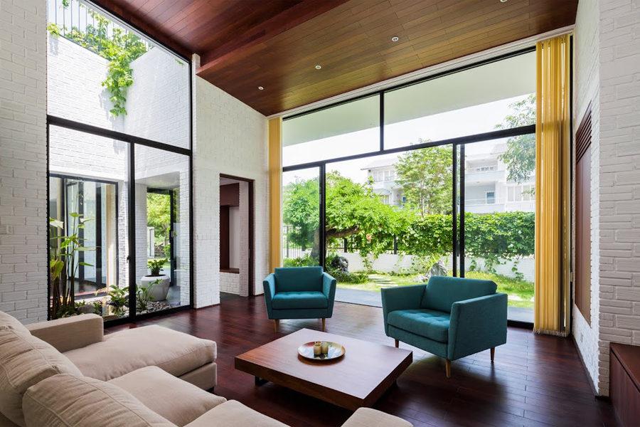 Thiết kế vườn trên sân thượng cho biệt thự ở Nha Trang - 06