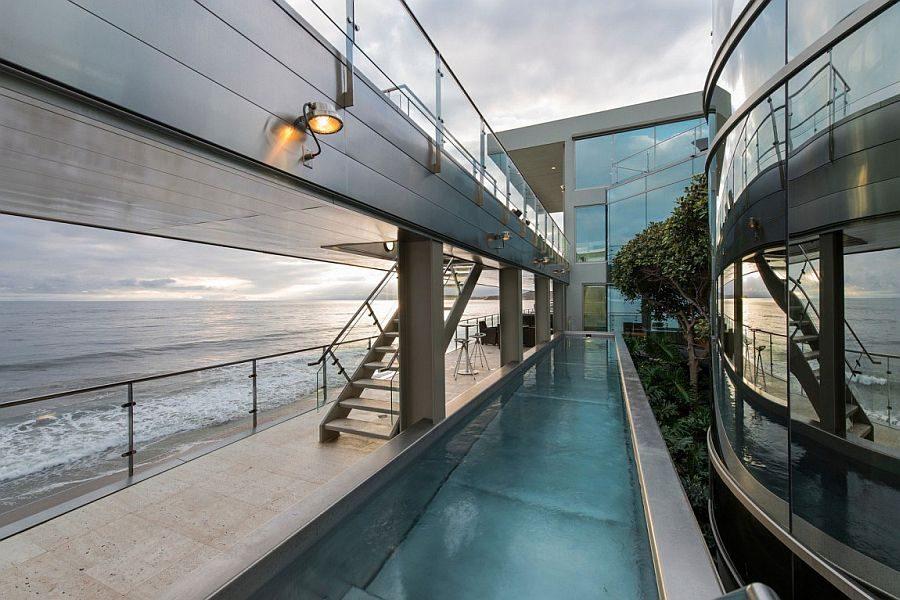 Mẫu biệt thự sát biển ở Malibu đẹp hiện đại và sang chảnh - 02