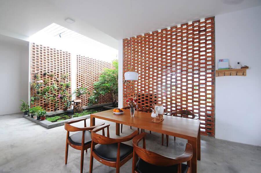 Ngắm căn biệt thự vườn thiết kế hiện đại, thông thoáng tại Đồng Tháp